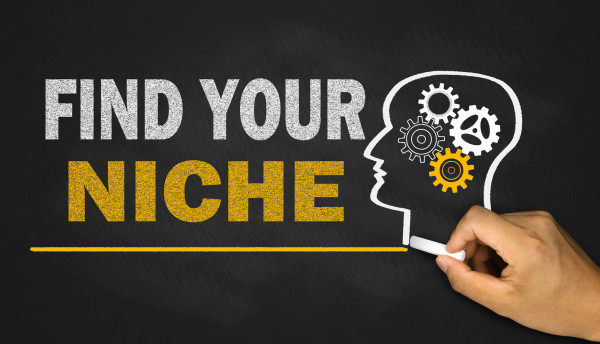 find your niche on blackboard